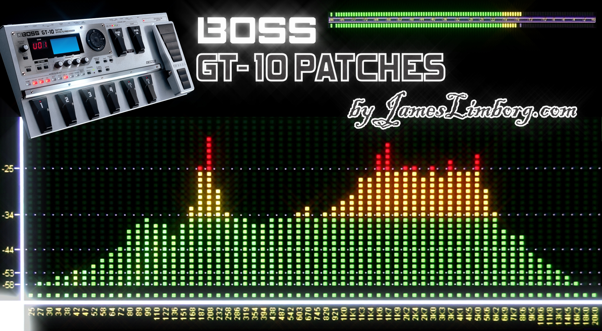 patches boss gt 10