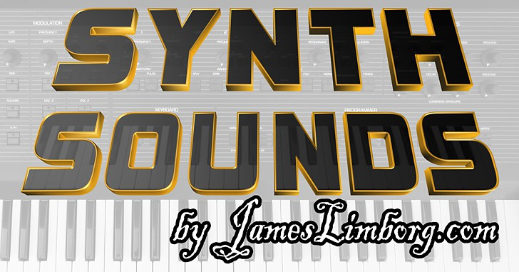 Synthesizer, Synth Sounds